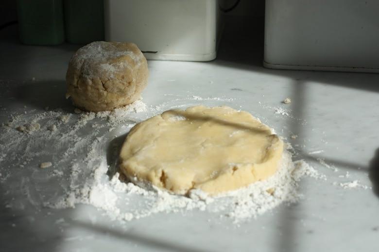 pate sucree crust