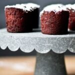 How to make Chocolate Bouchons-a cork-shaped French style brownie.