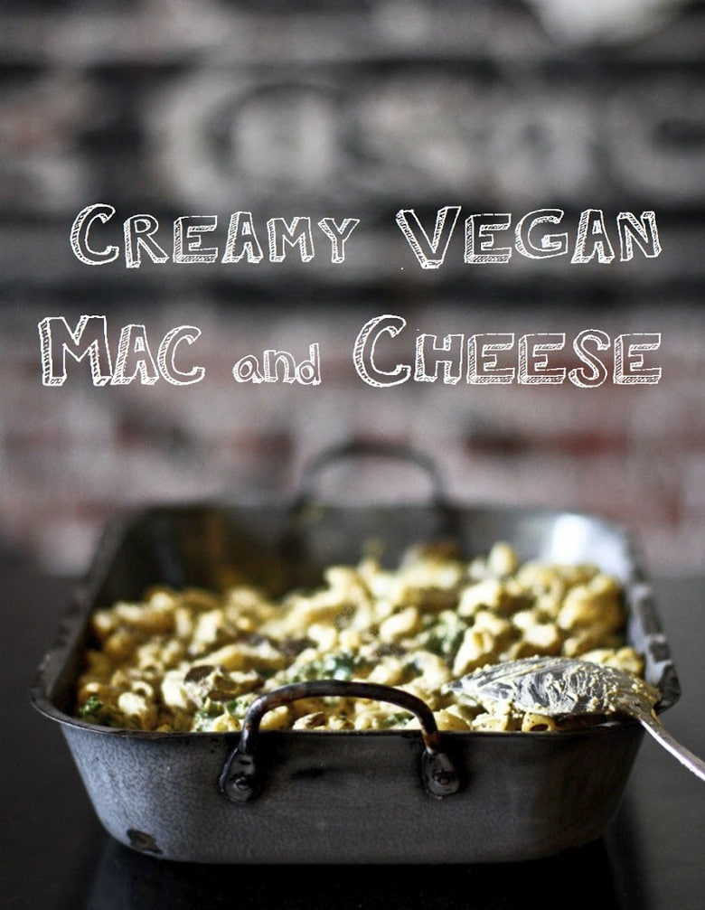 Healthy Mac & Cheese | www.feastingathome.com