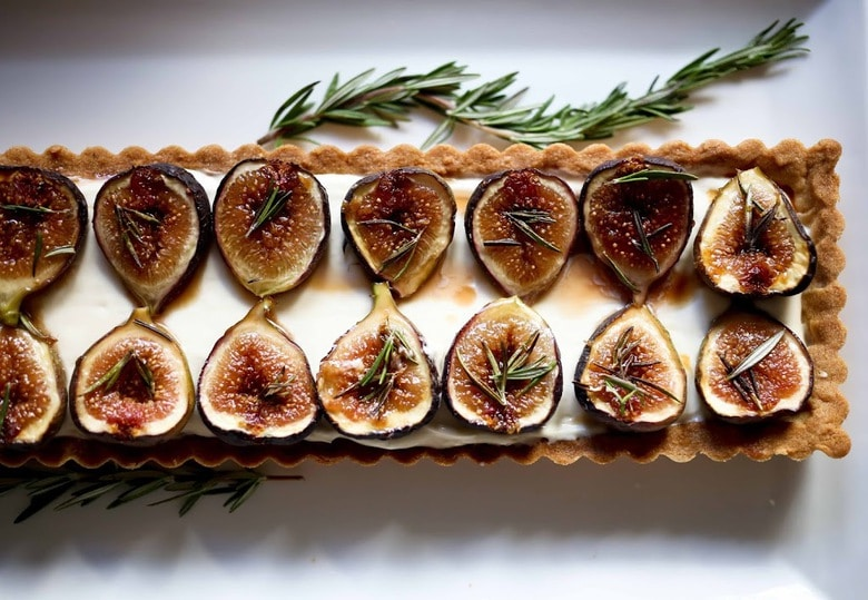 leek and goat cheese tart goat cheese roasted beet and walnut tart ...