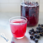 A simple step-by-step guide to making delicious Water Kefir, a fruit-infused, slightly fermented sparkling fruit water full of healthy probiotics, like yogurt but without the dairy!