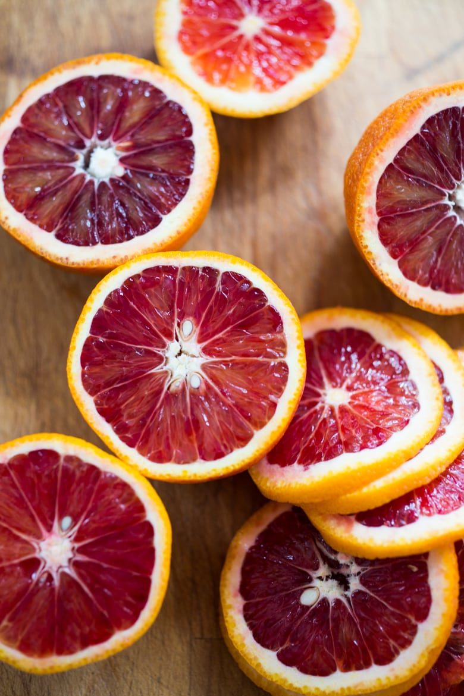 The beginnings of Blood orange marmalade! #marmalade #bloodorange