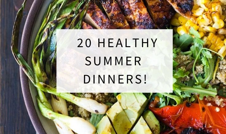 Cooling Recipes For Hot Summer Days Feasting At Home