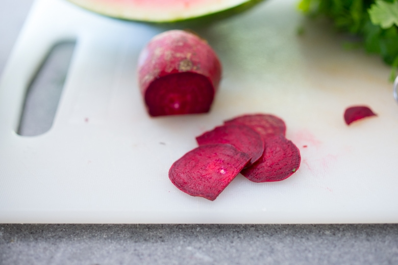 add beet for color