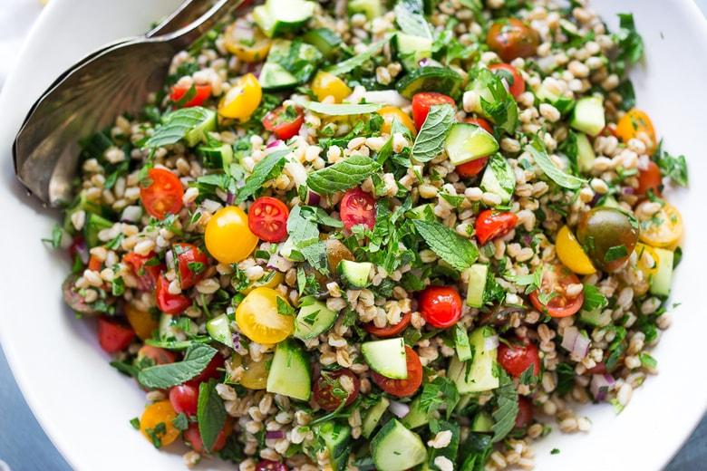 Find Recipe For Tabbouleh Salad Sante Blog