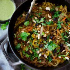 Quick and Easy Vegetarian Biryani Recipe