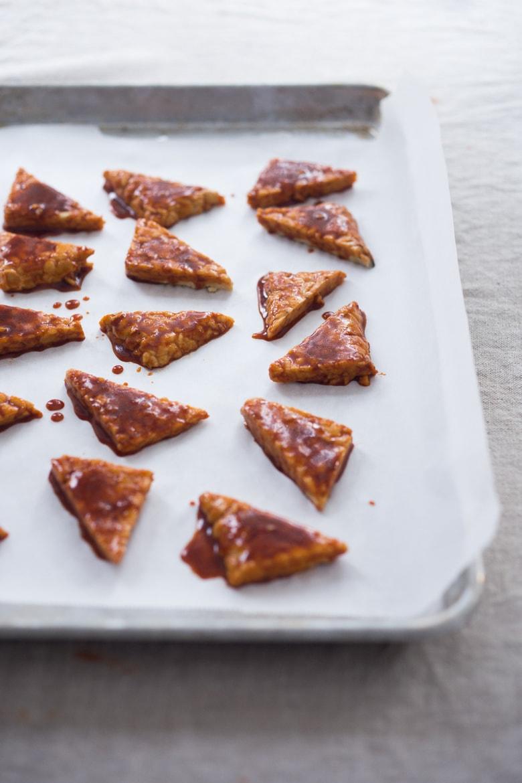 How to bake Tempeh!