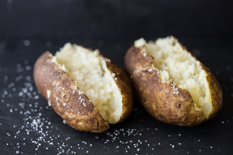 Mexican Instant Pot Baked Potato