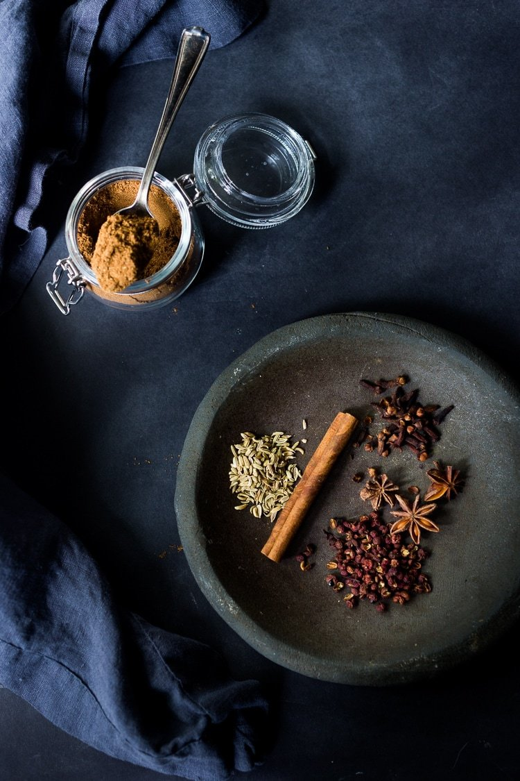 A simple authentic recipe for Chinese Five Spice that takes 5 minutes from start to finish!