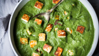 Palak Paneer Recipe Feasting At Home