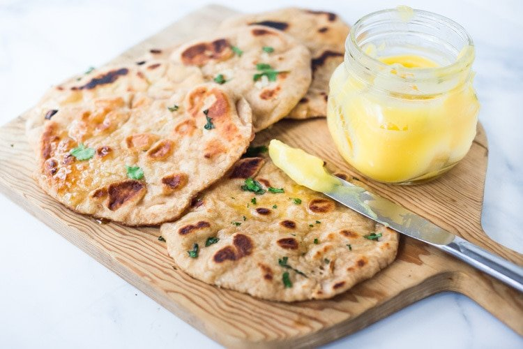 Easy Homemade Naan Recipe Feasting At Home