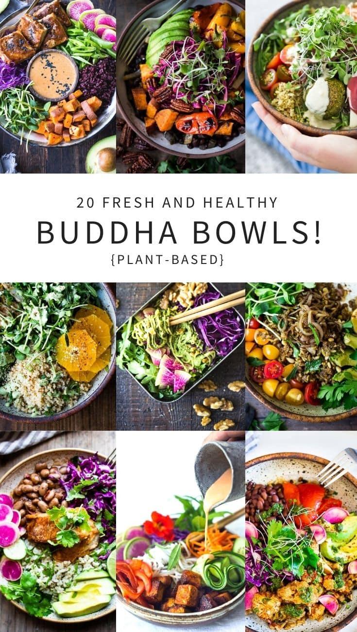 How To Build A Buddha Bowl 20 Buddha Bowl Recipes Feasting At Home