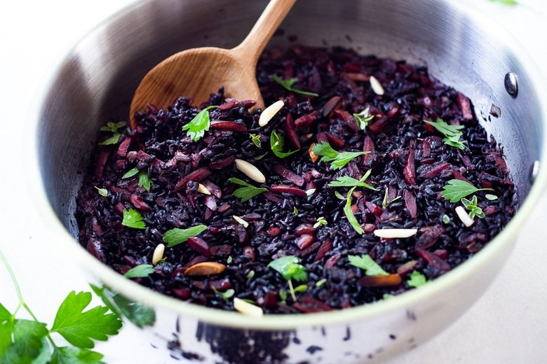 Forbidden Black Rice Incredible Benefits Easy Recipes Feasting At Home