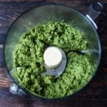 green curry paste, from scratch