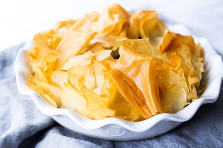 how to make spanakopita pie