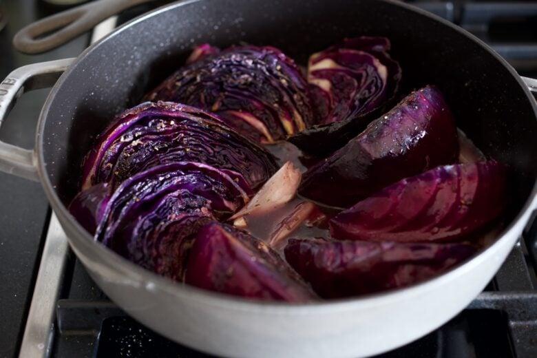 Braised Cabbage