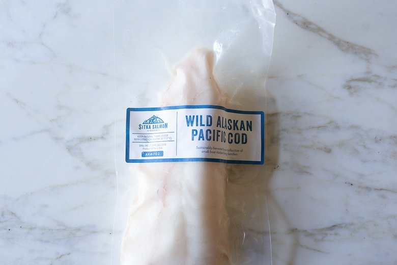 Sitka Salmon shares- wild cod fish