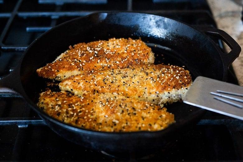 Ho to make chicken Katsu