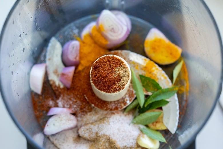 Kerala Fish marinade
