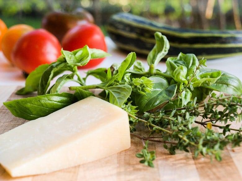 tomato zucchini gratin recipe