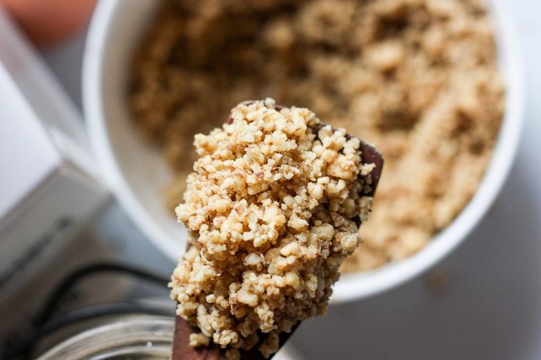 walnut crumb