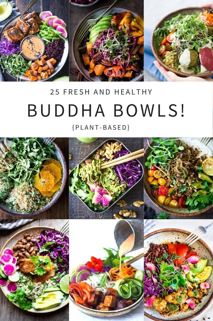 Our 25 BESTBuddha Bowl Recipes!