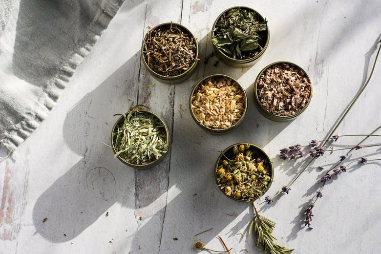 make your own herbal tea, herbal tea ingredients.