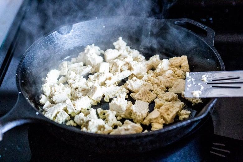 tofu scramble