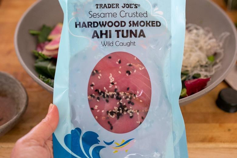 smoked ahi tuna