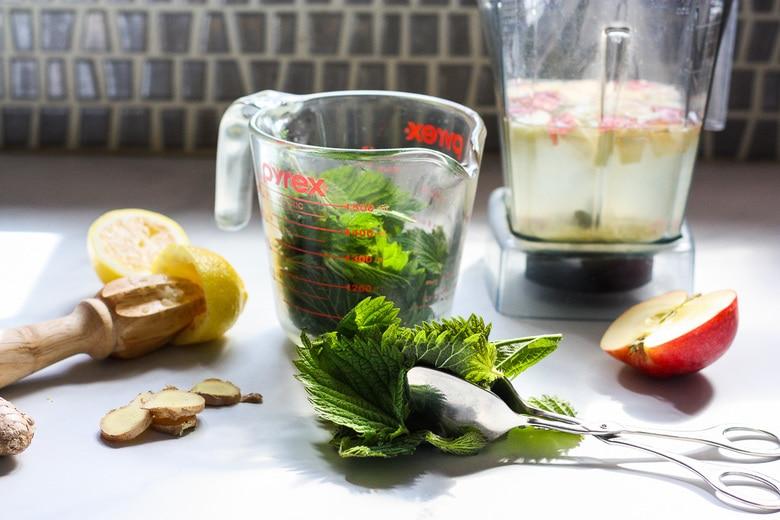 nettle juice ingredients