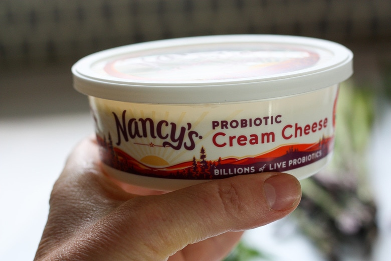 probiotic cream cheese add tangy flavor