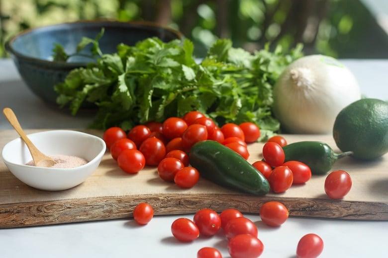 ingredients in Pico De Gallo