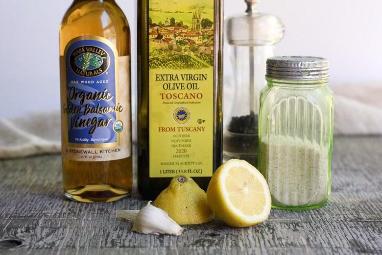 ingredients in the vinaigrette