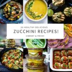 Our Best Zucchini Recipes: You'll never tire of zucchini again! Here are our 20 Best Zucchini Recipesto try out in the next couple of months. Whether you are looking for zucchini soup recipes, zucchini salad recipes, grilled zucchini, zucchini bread, zucchini appetizers or entire meals made out of zucchini, you'll find some new inspiration here!
